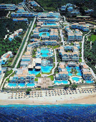 Animatorės Giedrės namai #summer2014 #animatoriai #stageman  Aldemar Royal Mare hotel in Crete, Greece