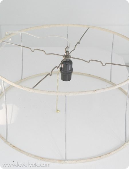 rewired hanging light with pull chain