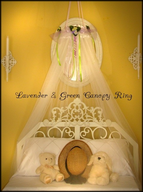 Fairy Princess Bed Tent Canopy Ring Dress Up By SoZoeyBoutique, $36.99