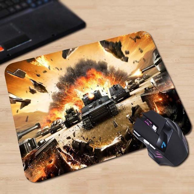 MaiYaCa New World of tanks mouse pad Hot sales