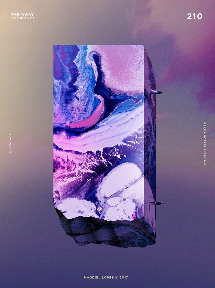 Far Away Poster | Designer: Magdiel Lopez
