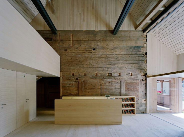 Fesselnd 8 Best Dietrich Untertrifaller Architekten Images On Pinterest |  Arquitetos, Casas Modernas E Museus