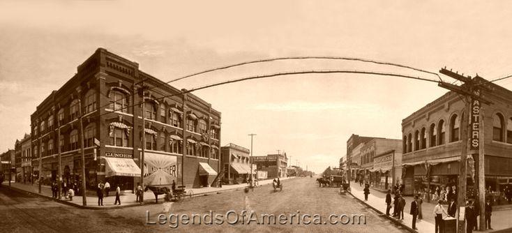 Bartlesville - 1910