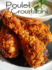 Poulet croustillant au corn flakes (5.5 points)
