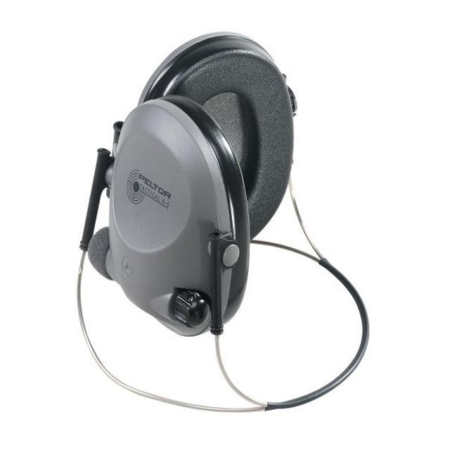 Peltor 6S Tactical Hearing Protection Ear Muffs