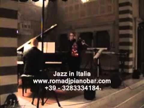 Estate Bruno Martino - #Jazz #Cover #Live Primiano Di Biase & Valeria Sargentoni