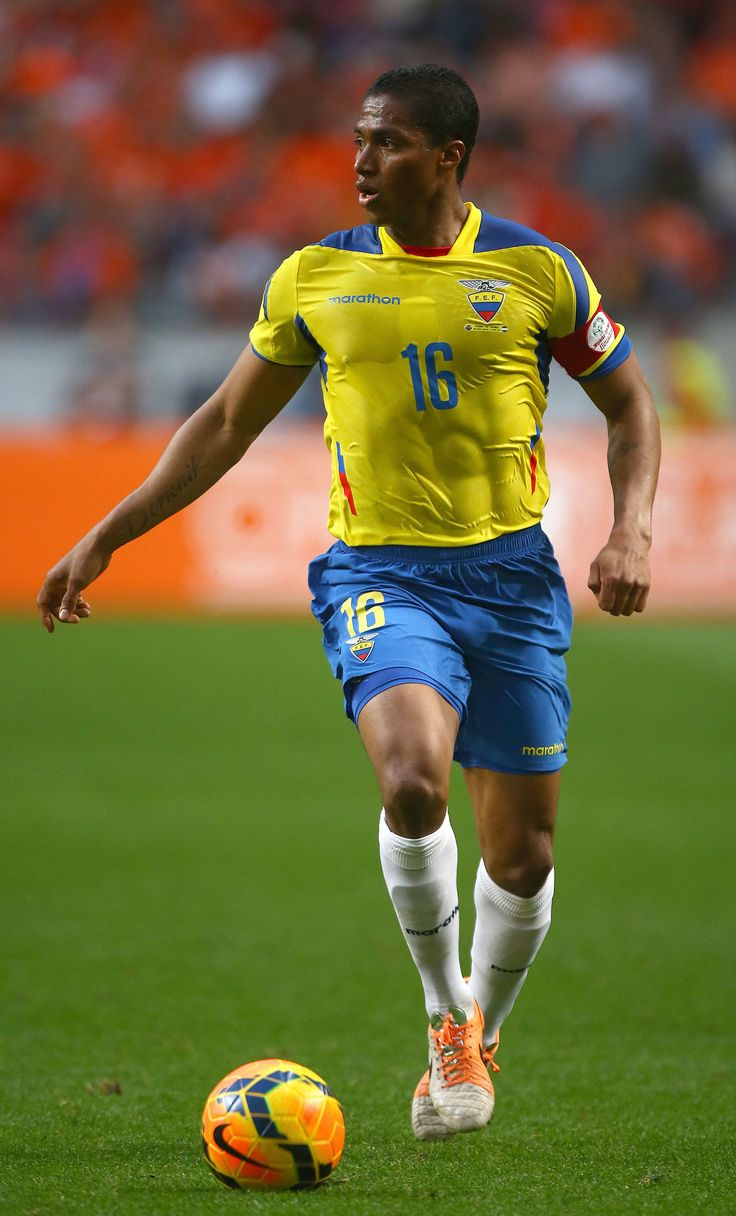 Manchester United winger Antonio Valencia feels sorry for pal Wilson Palacios but is targeting victory for Ecuador against Honduras.