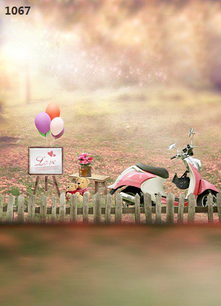 125CM * 200CM new2014 photography backdrops photo studio for children and wedding photographic background kids-97