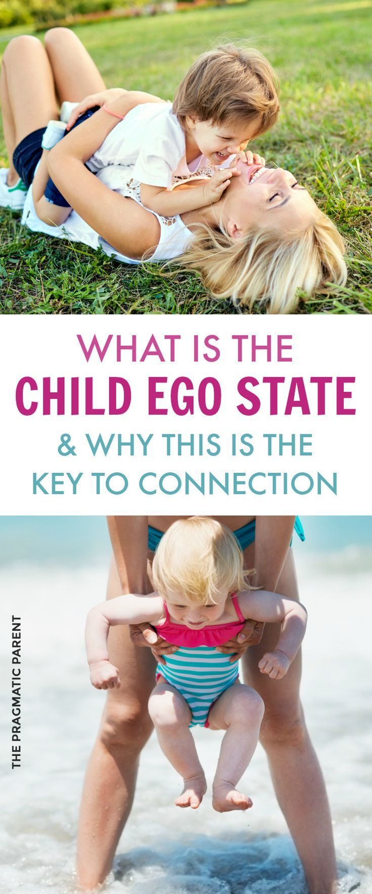 Do you use this Positive Parenting Strategy? Do you know the key to positive connection with your child can found in the Child Ego State? Positive parenting tip to minimize power struggles and bring more meaningful connection to your parent-child relationship. Connect with your kids using the Child Ego State mindset and less Adult Ego and Parent Ego State of Personality. #positiveparenting #parentingforconnection #parentingtips #positivediscipline #toddlerpositivediscipline