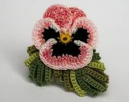 Resultado de imagem para amores perfeitos em crochet