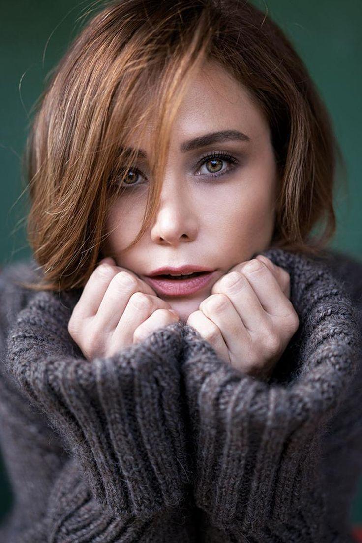 Burçin Terzioglu, Turkish Actress