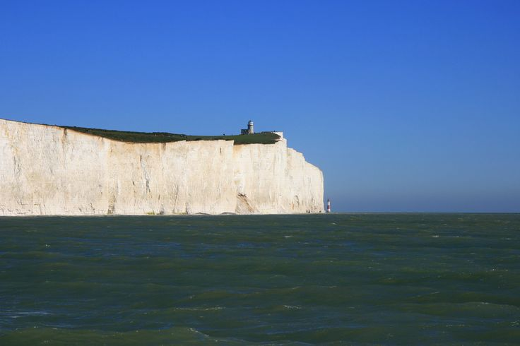 Both Beachy Head Lighthouses