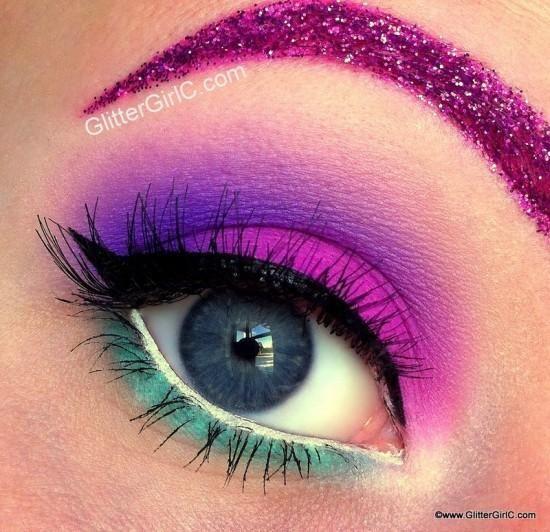 DIY Halloween Makeup : Daisy Duck