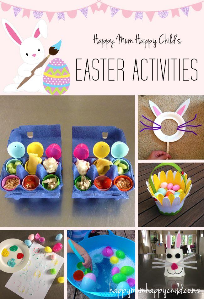 Happy Mum Happy Child's Easter Activities