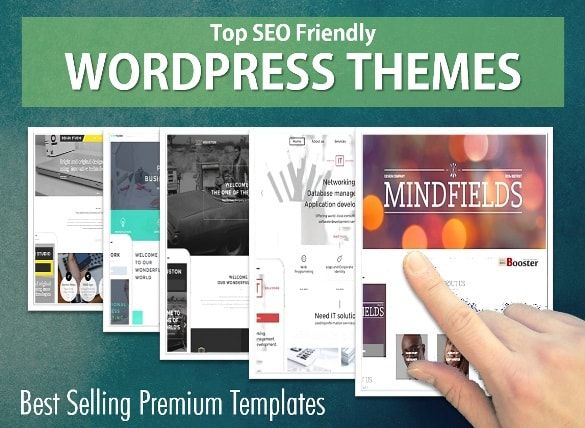 Choosing an SEO friendly themes for the site is one the primary thing you must focus while developing your website. Themes not only blows the competitors but also these templates converts all your visitors into regular readers. These are best-chosen premium WP templates to rank your WordPress website on top in search ranking as quick as possible. Check & pick out the SEO ready theme that meets your corporate requirements.