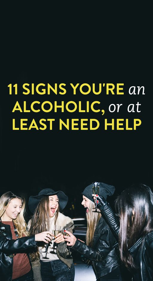 how to see if your an alcoholic