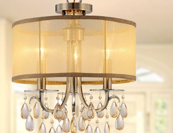 A Grand Chandelier Is Classic Way To Add Elegance An Entryway Or Dining Room