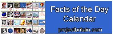 Facts of the Day calendar - I love this, there's a different topic for every day and when you click on it a page comes up with a few facts. Great for general knowledge