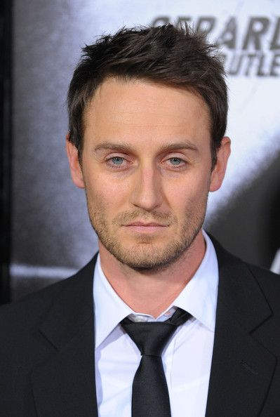 Josh Stewart, who plays Awesome New Orleans Detective Dude on Criminal Minds! (Okay, that's not what they really call him...lol)