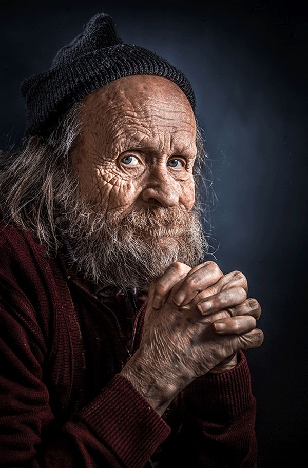 Outstanding Examples Of Portrait Photography