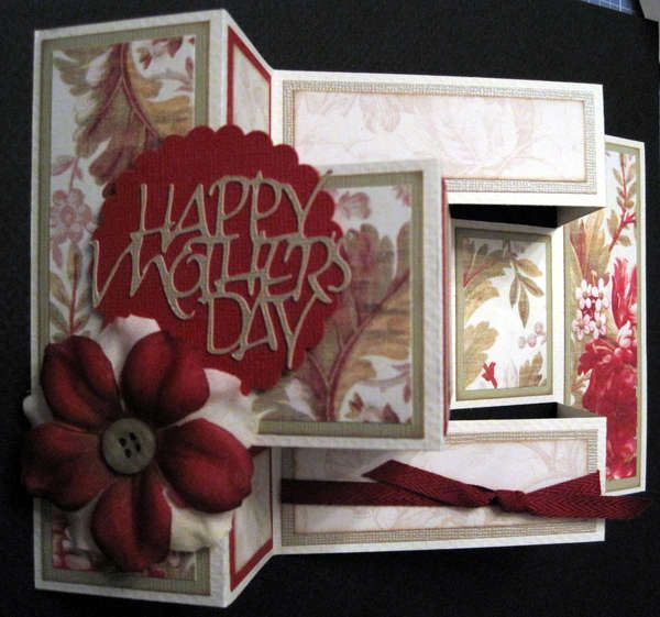 Best GreetingsTriFold Shutter Cards Images On
