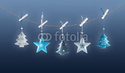 stelle e alberi