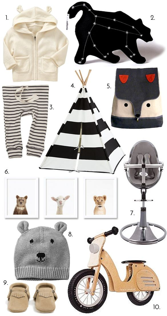 Pulp Gift Guide 2013 For Kids and Baby