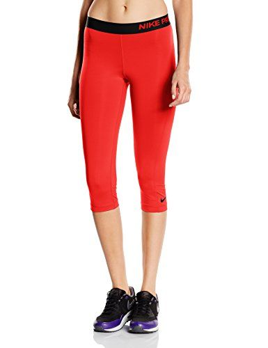 Nike Women's Pro Capri Light Crimson/Black XS Nike http://www.amazon.com/dp/B00RC1IW2I/ref=cm_sw_r_pi_dp_BOr5wb03W2VY5
