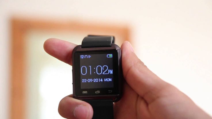 Uwatch U8 Smartwatch for Android Review (This is my tester smart watch I just purchased)