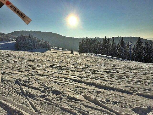 Wierchomlove - ferie na nartach w Dwóch Dolinach