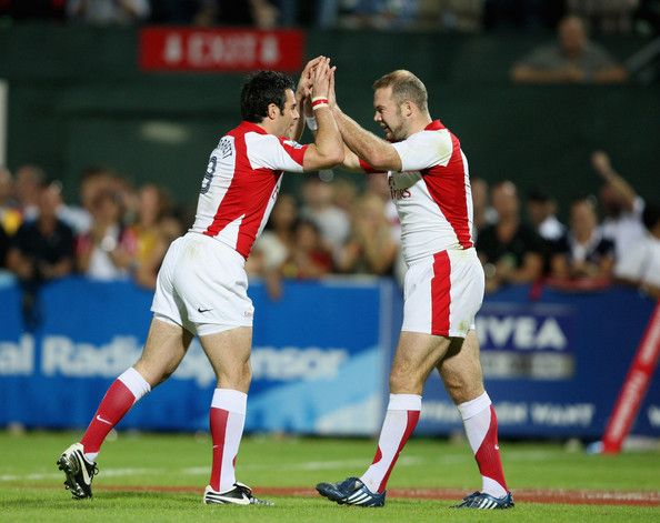 Kevin Barrett Photo - IRB Sevens World Series - Dubai