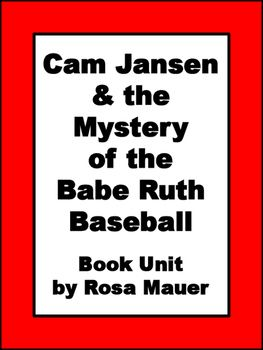 cam jansen and the mystery of the babe ruth baseball book report Valu-book mystery of the babe ruth baseball ( cam jansen #06 ) mystery of the babe ruth baseball ( cam jansen #06 ) in stock (53 copies available) cam uses her photographic memory to identify the person who stole a valuable autographed baseball.