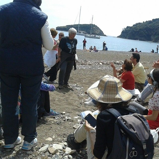 #ShareIG #spiaggia  di #ortano #RioMarina  #walkingfestival #isoladelba #elba200 #elbaisland  #instatuscany #instatour #IloveElba ##Iloveitaly