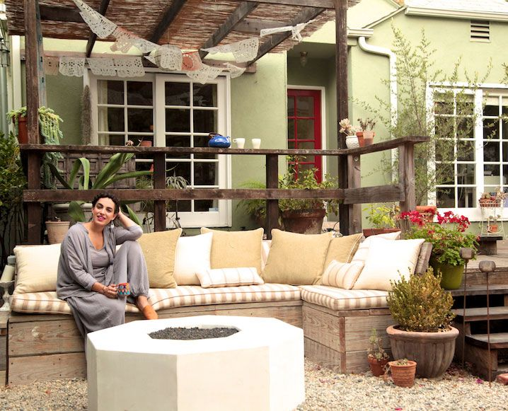 Cali living. Heather Taylor De Cordoba - LA In Bloom Heather Taylor