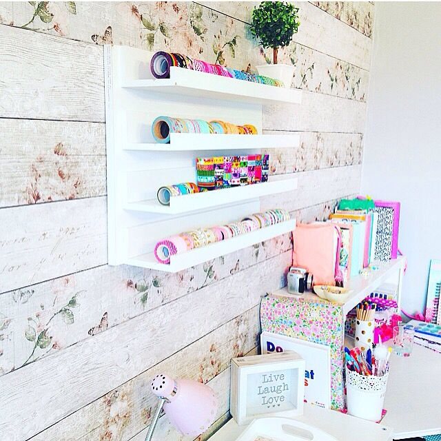 My washi wall
