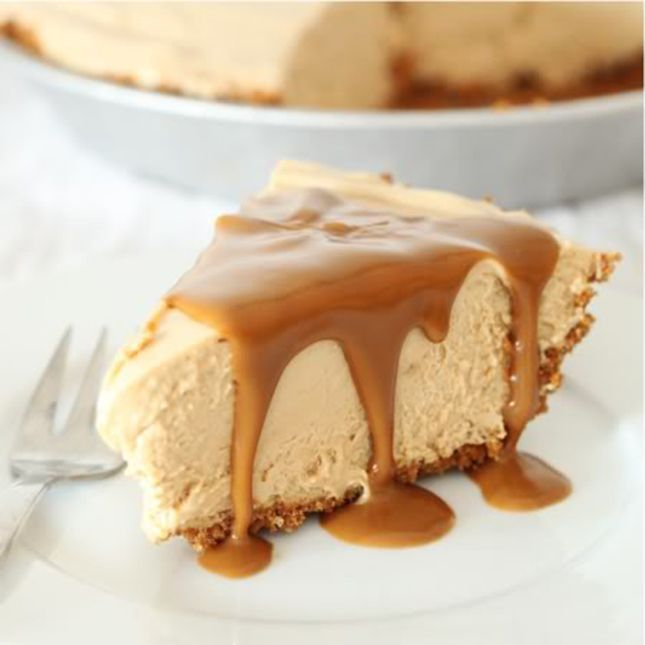 What's for dessert? Speculoos Pie.