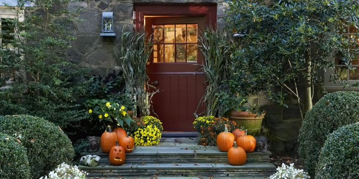 The neighborhood will be haunted by just how boo-tiful your home looks this Halloween.