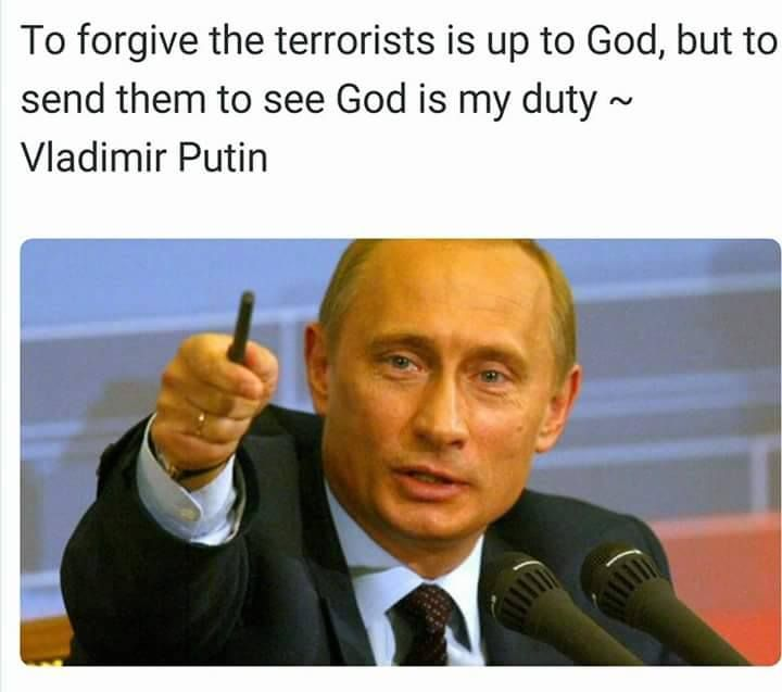 You don't mess with Putin #Followme #CooliPhone6Case on #Twitter #Facebook #Google #Instagram #LinkedIn #Blogger #Tumblr #Youtube