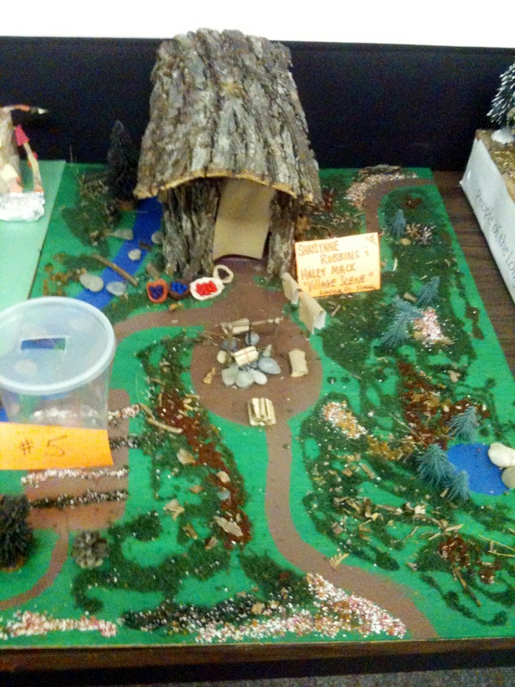 1000 images about native american on pinterest paper for How to build a model pueblo house