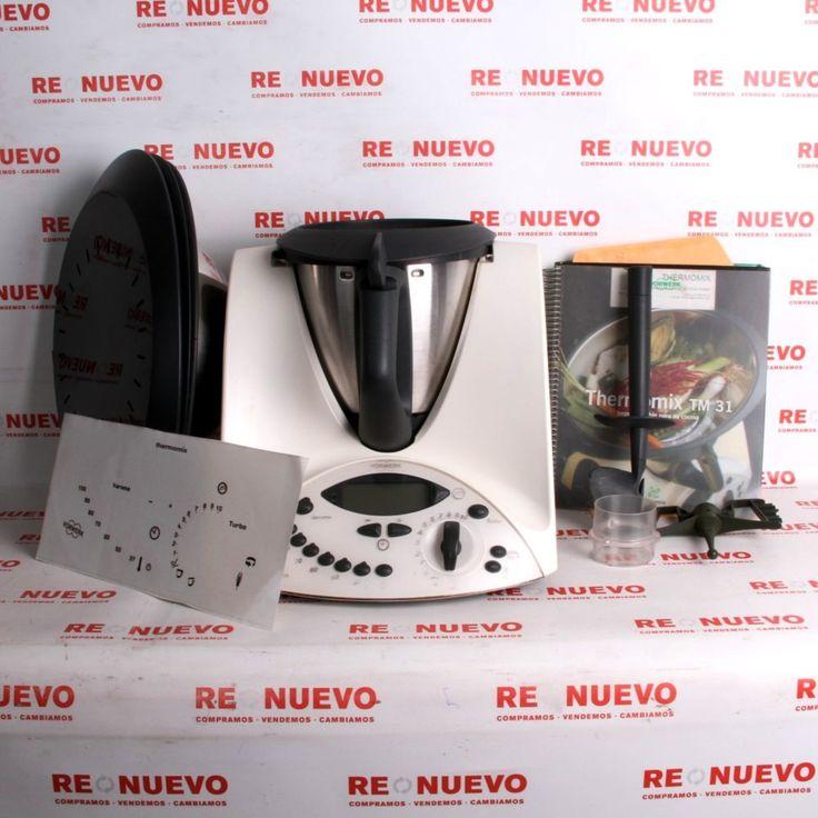 Robot de cocina thermomix tm 31 de segunda mano e289227 for Decoracion hogar segunda mano
