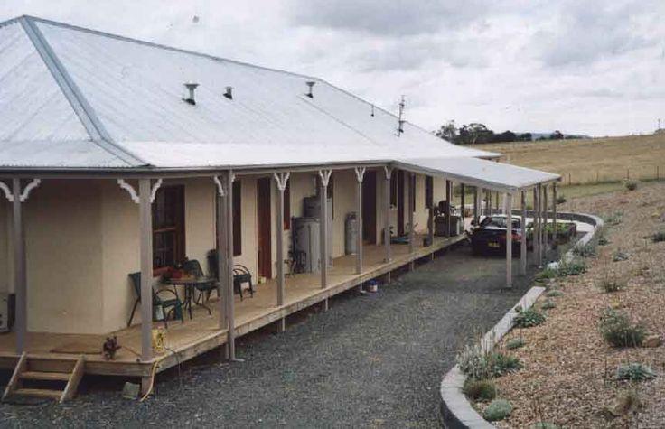 Australian veranda
