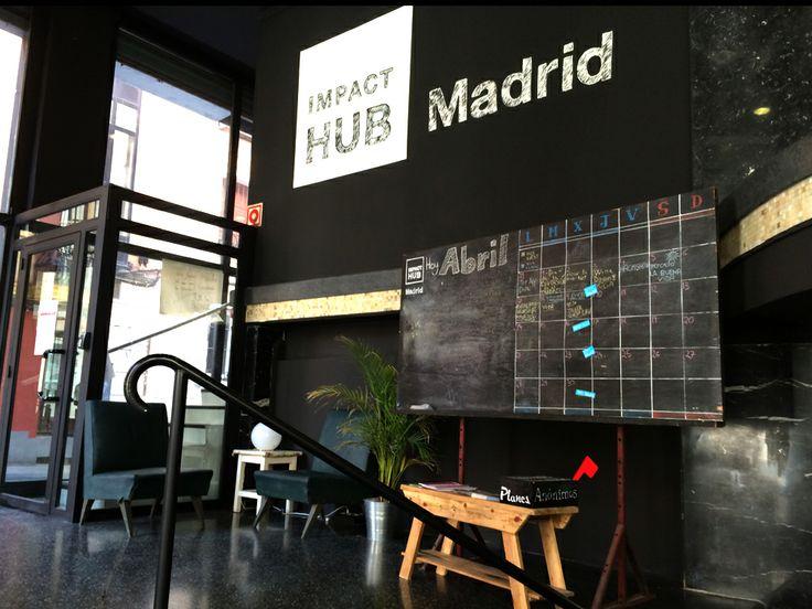 IMPACT HUB NEXT Madrid