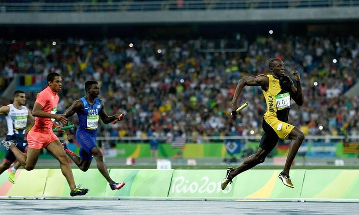 Rio 2016 Olympics: Usain Bolt clinches ninth Olympic gold as Jamaica win relay – live! https://www.theguardian.com/sport/live/2016/aug/19/rio-2016-olympics-day-14-usain-bolt-relays-team-gb-hockey-women-football-live