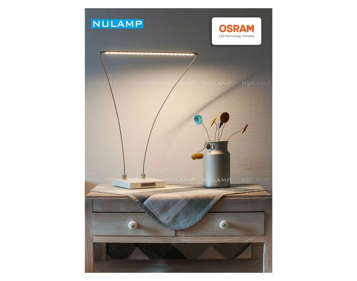 NULAMP B WHITE | Nulamp