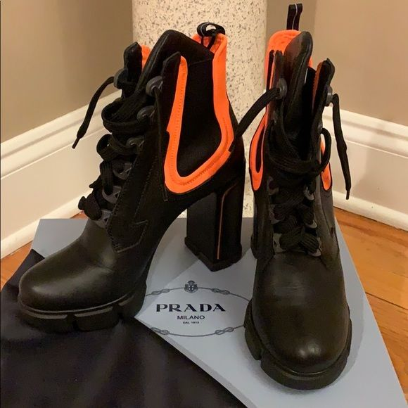 New Prada Boots NWT (With images