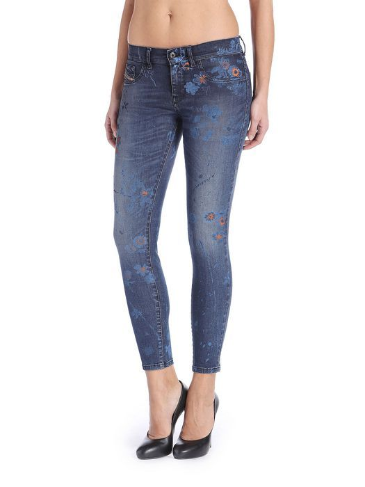 Diesel Jeans Livier.ankle | Freeport Fashion Outlet