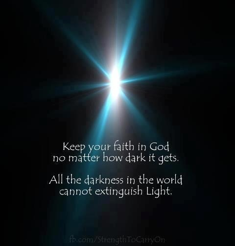 love this: The Lord, Dark Night, Faith In God, Remember This, Amenities, Trav'Lin Lights, Quote, Keep The Faith, The Dark