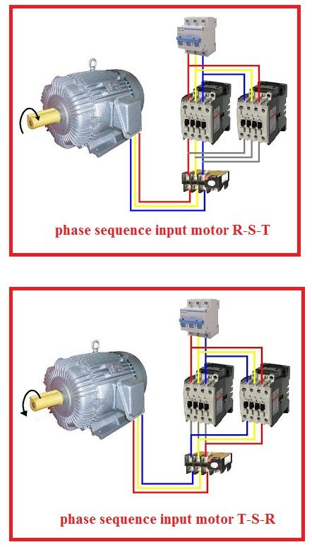 Image result for Forward/Reverse 3-Phase Motor | Electronics and ...