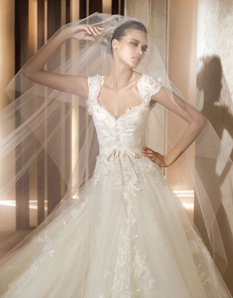 Aglaya By Elie Saab Bridal 2012