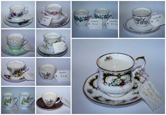 1000 images about tea cup candles on pinterest candle for Teacup party favors